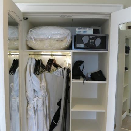 Standard Room Closet