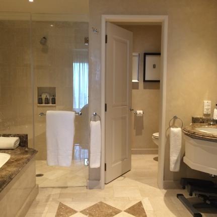 The Presidential Bathroom