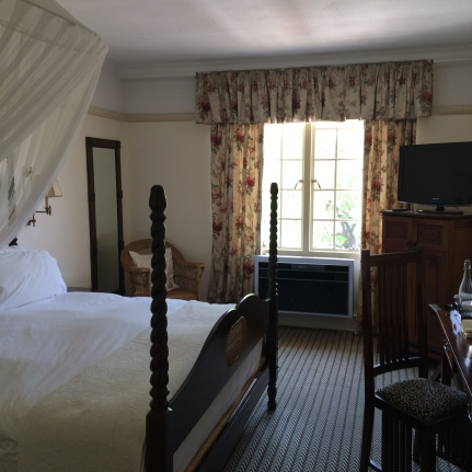 Standard Room. Garden or Courtyard facing.