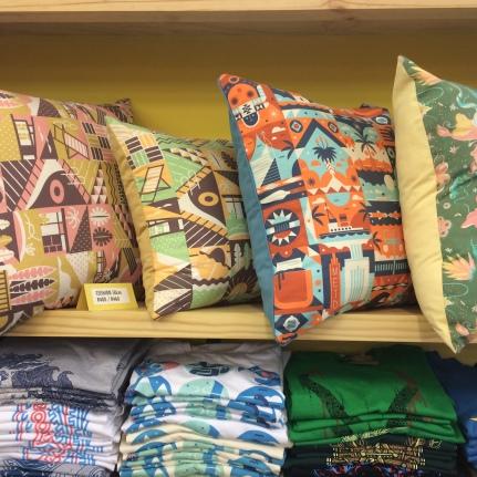 Vibrant prints representative of SA's vibrant culture. I love the colors combined.