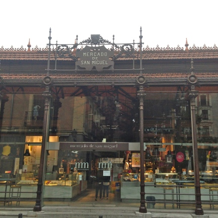 Breakfast for Champions at the Famous Mercado De San Miguel!