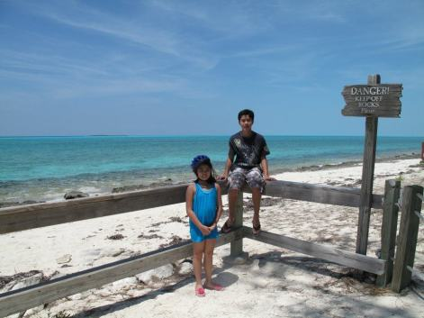 We checked out Serenity Bay - A private beach for the adults 18yo and above.