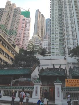 Man Ho Temple