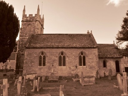 The church is dedicated to St James. It dates from the 12th century, was altered in the 15th, and further restored with the chancel and south aisle being rebuilt between 1845 and 1850.