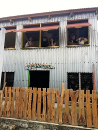 We sampled some Traditional Ivatan Dishes in Paulvanas.