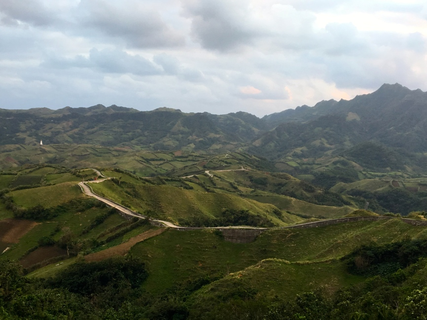 Not as ancient as China's Great Wall, but up on the hills of Tukon in Basco is what the Ivasays of Batan Island call The Great Wall of Batanes.
