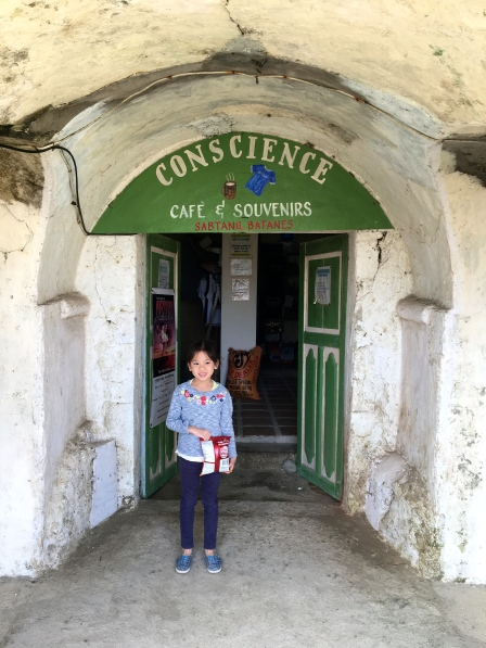 If Batan has an Honesty Cafe, Sabtang also has a Conscience Cafe. This was set up by the Parish Priest of St. Vicente Ferrer.
