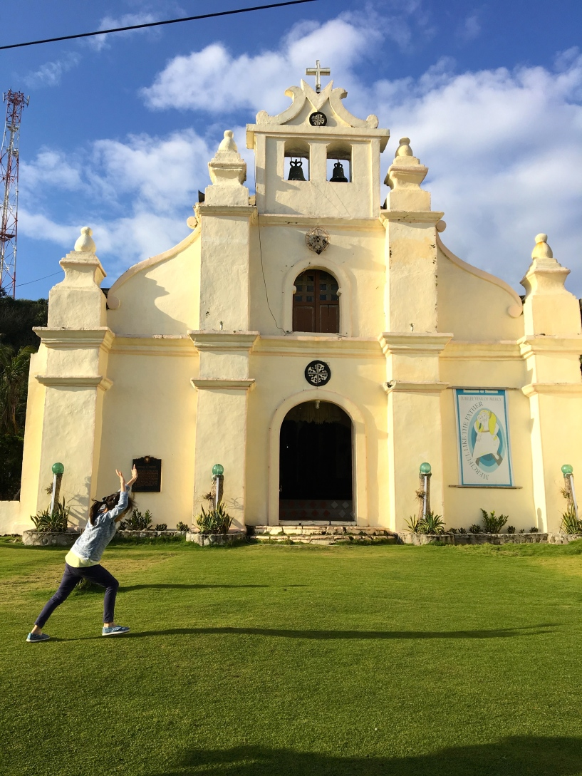 St. Vicente Ferrer Church was built in 1870.