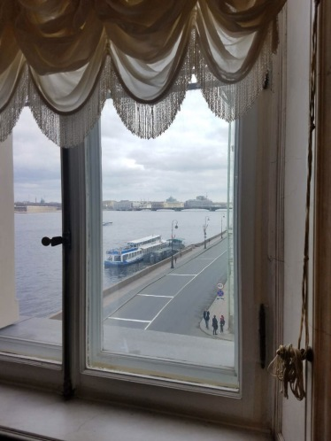 View of the Neva from one of the Galleries.