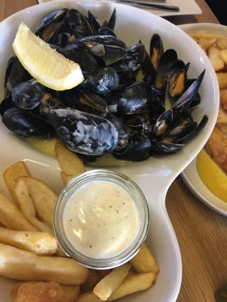 More Mussels to enjoy!