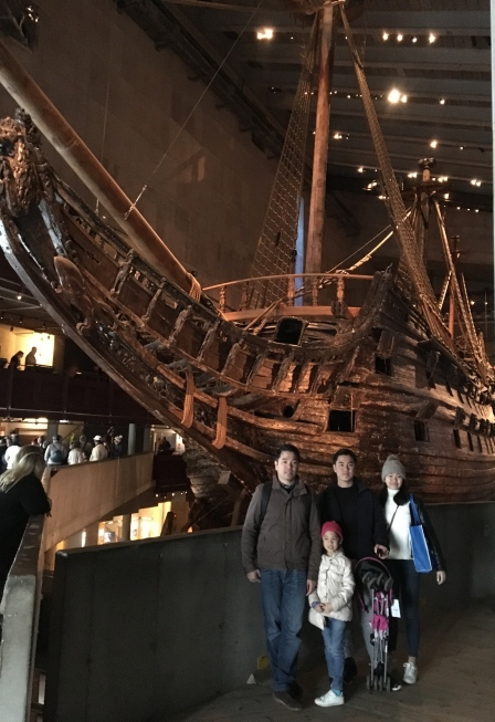 The Vasa ship capsized and sank in Stockholm 1628. After 333 years on the sea bed the mighty warship was salvaged and the voyage could continue. Today Vasa is the world's only preserved 17th century ship and the most visited museum in Scandinavia.
