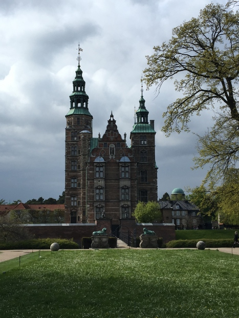 Rosenborg Castle was originally built as a country summerhouse in 1606 but King Christian IV loved it so much that he lived and died in it. It is a beautiful historic building and a fascinating museum of cultural history. It houses some of Denmark's greatest treasures. Among the main attractions of Rosenborg is the Long Hall with the coronation throne with three silver lions standing guard. And beneath the castle, the three treasuries with the Crowns and the Crown Jewels.