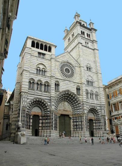 Cattedrale S. Lorenzo cielo