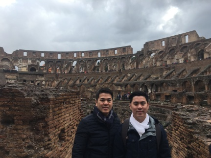 Inside the Iconic Colosseum